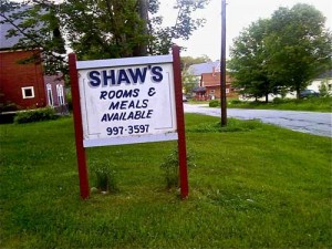 Shaw's Boarding House